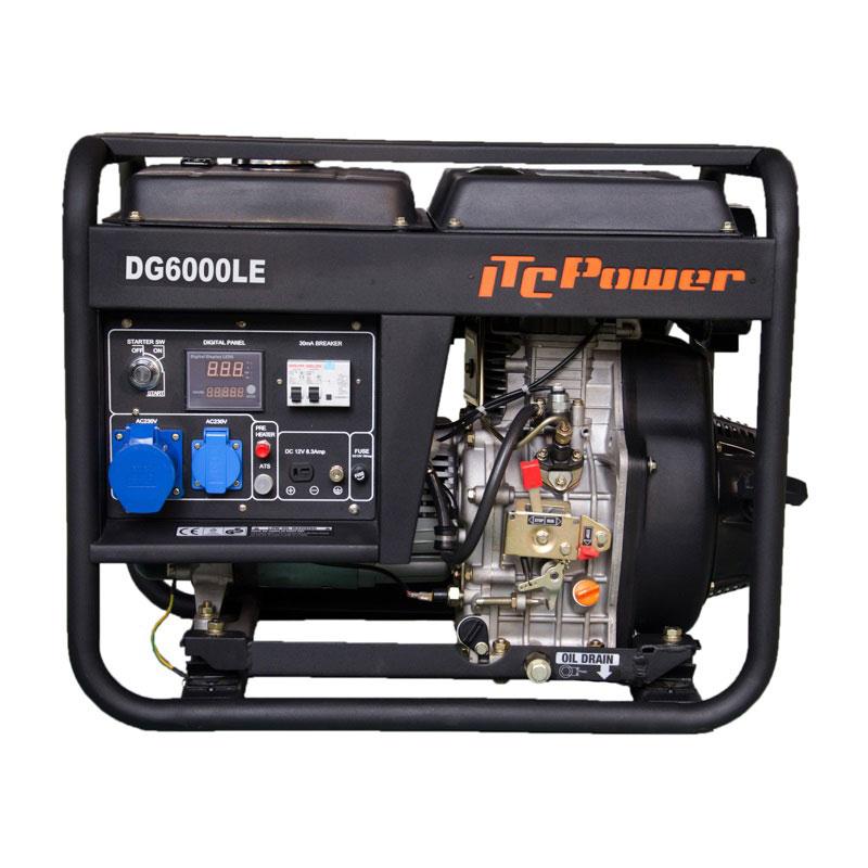 Generador DG6000LE